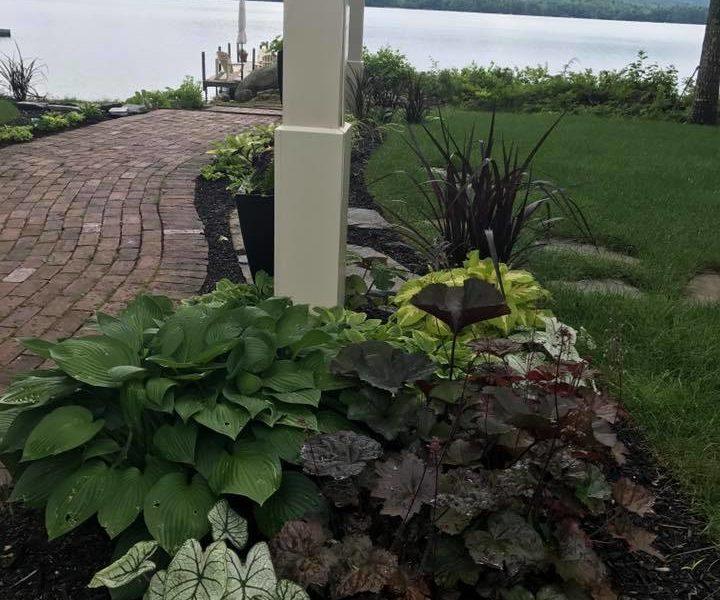 custom designed gardens